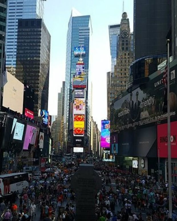 The Times Square Driver, Rojas, Heard Voices Promo Image