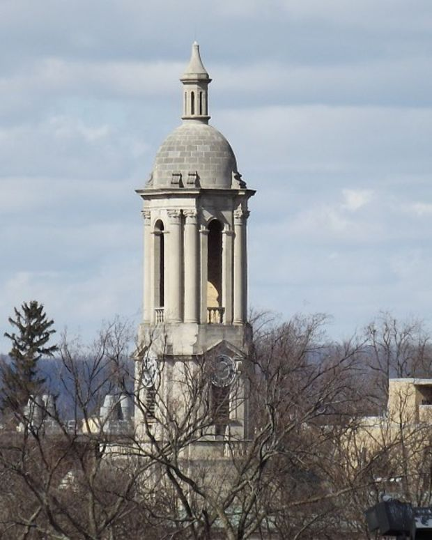 Penn State Frat Pledges Allegedly Did 'Elephant Walk' Promo Image