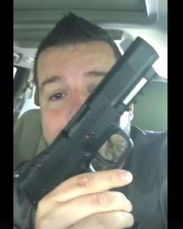 Evangelist: Christians Should Carry Guns For Cops (Video) Promo Image