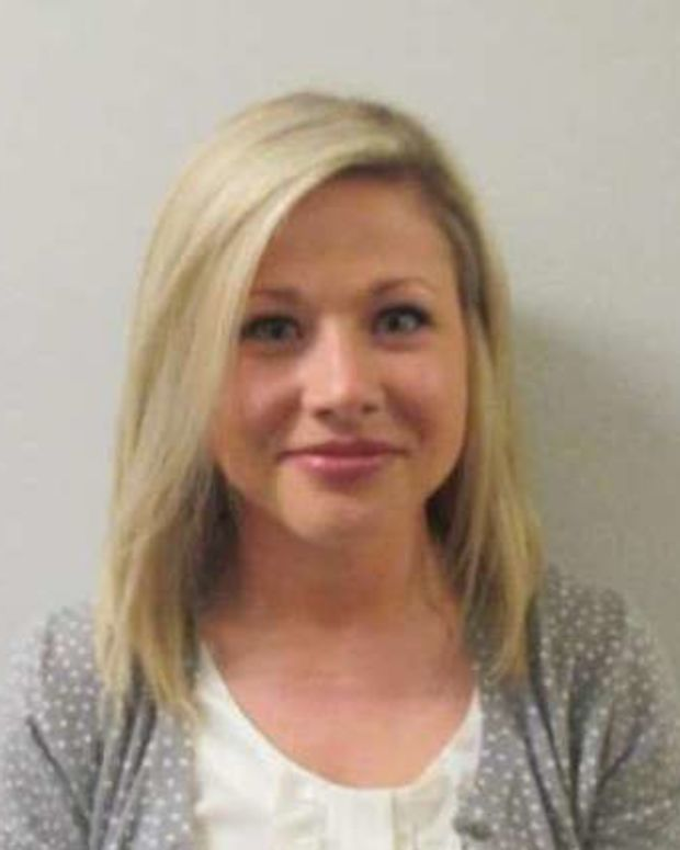 Teacher Arrested For Sex With Student, Smiles In Mugshot (Photo) Promo Image