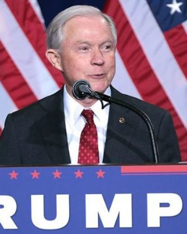 Jeff Sessions' Past Questioned After Trump Win Promo Image