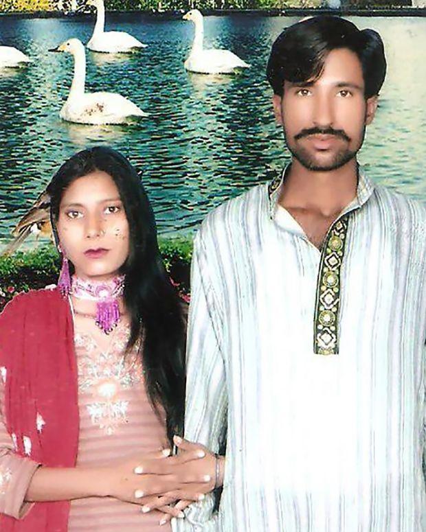Pakistan Court Sentences 5 Men For Mob Murder Of Couple Promo Image