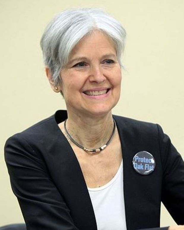Jill Stein Aims For Recount In Three States Trump Won Promo Image