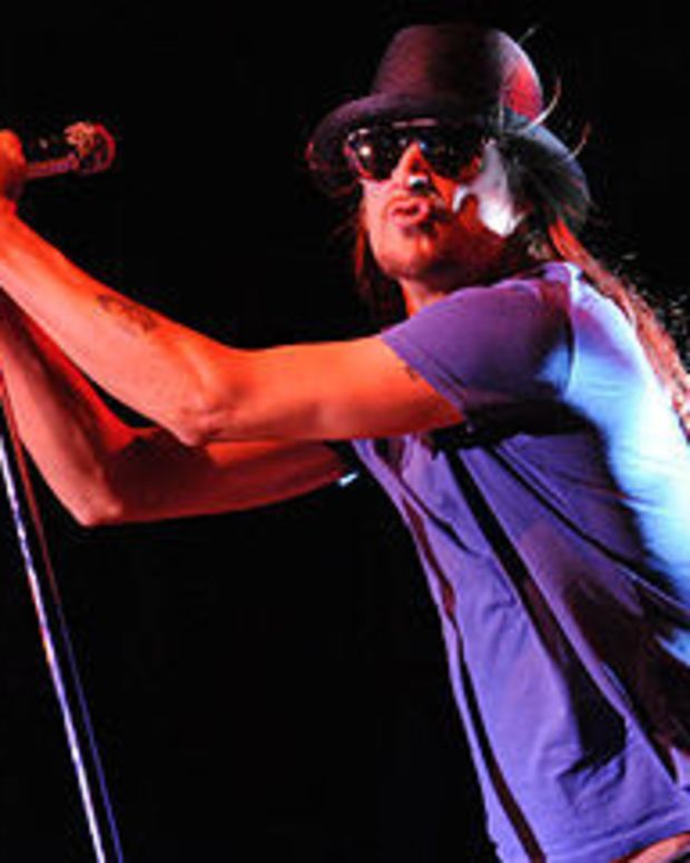 Kid Rock's Trump Shirt Sparks Controversy Promo Image