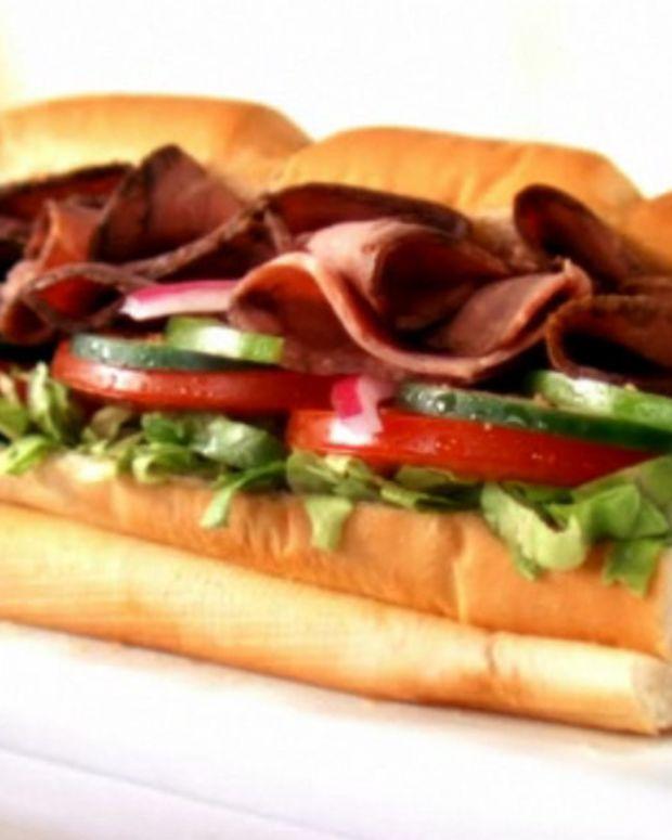 Subway Worker Warns Against Eating Roast Beef Promo Image