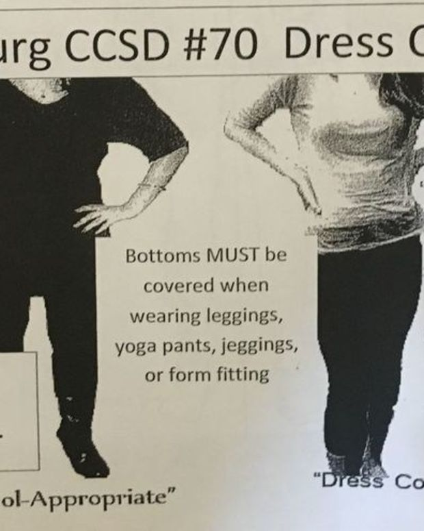 Dress Code Flier Sparks Controversy (Photo) Promo Image