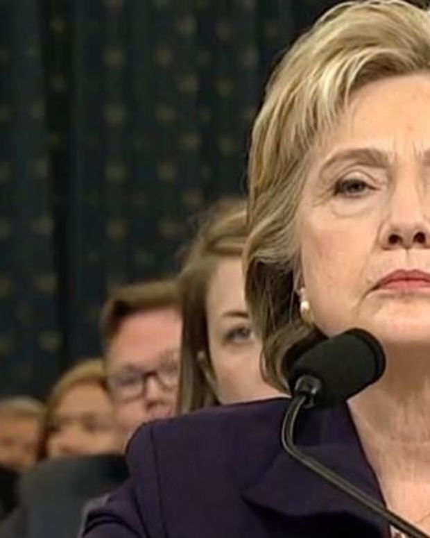 House Benghazi Committee Officially Closes Promo Image