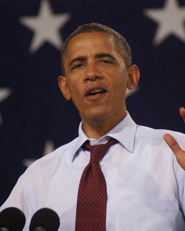 Obama: Partisan Online Media Misleading Americans Promo Image