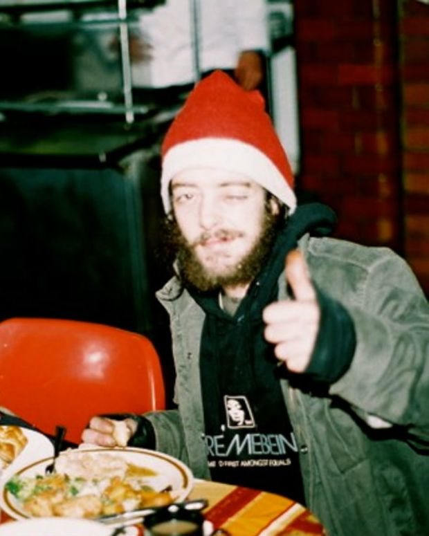 KFC Gives Leftover Chicken To The Homeless Promo Image