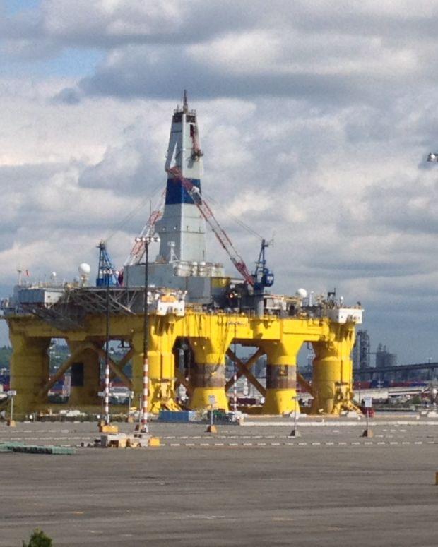 Source: Obama To Block New Arctic Drilling Promo Image
