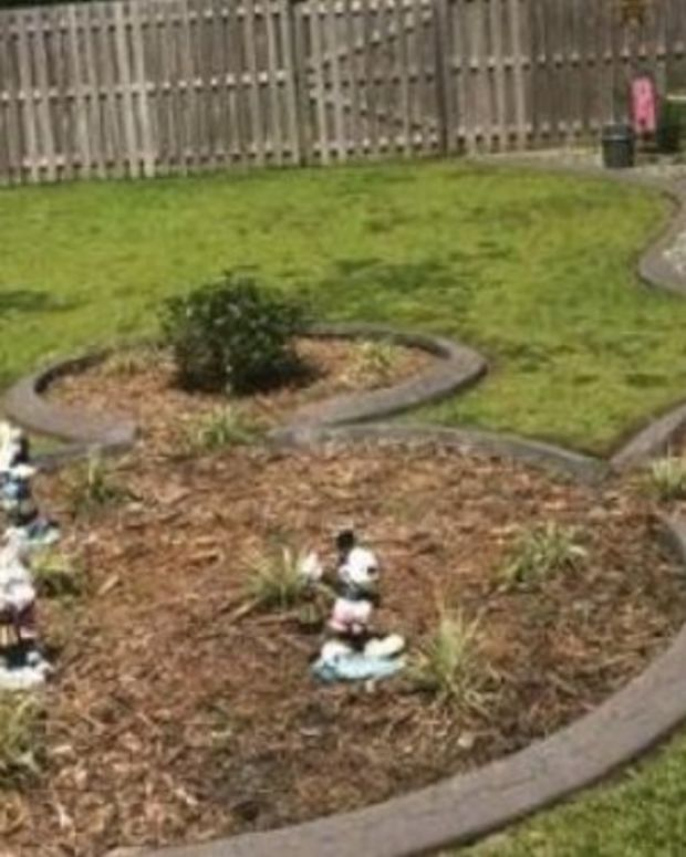 Here's The 'Controversial' Lawn Display That Landed This Woman In Hot Water (Photo) Promo Image