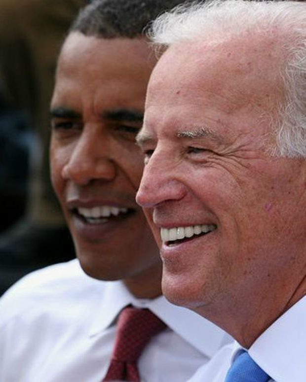 Obama Catches Biden By Surprise With Presidential Medal Promo Image
