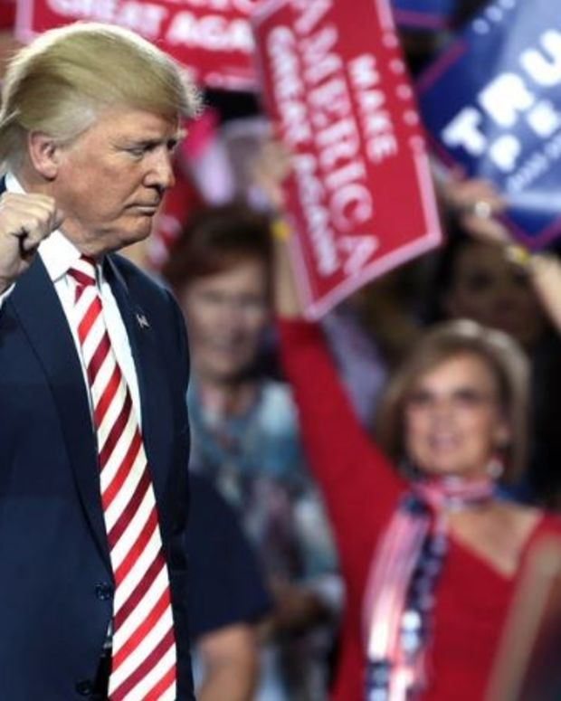 CBS Poll: Trump's Job Approval Rating At 40 Percent Promo Image