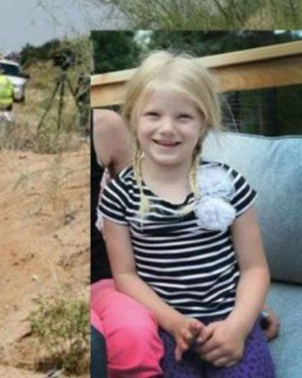 5-Year-Old Girl Praised For Finding Help After Crash Promo Image