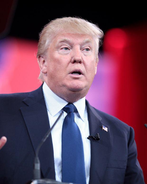 Poll: Trump Travel Ban Supporters Cite Fake Massacre Promo Image