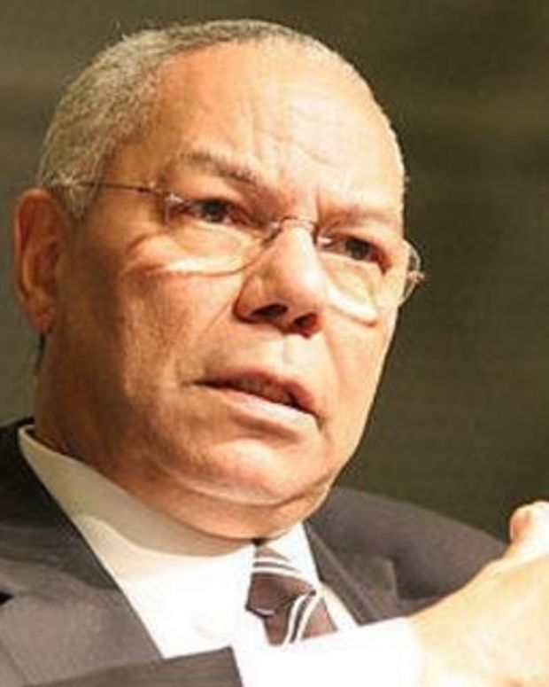 Colin Powell: Benghazi Probe A 'Stupid Witch Hunt' Promo Image