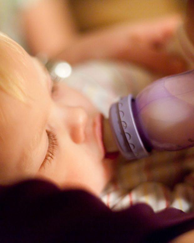 Woman Tries To Poison Toddler's Milk Promo Image