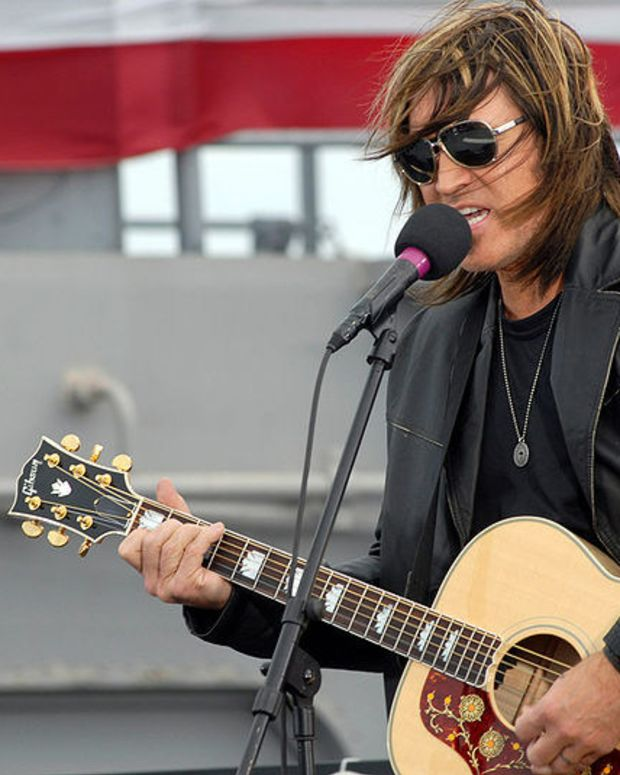 Billy Ray Cyrus Reveals Plans To Change His Name  Promo Image