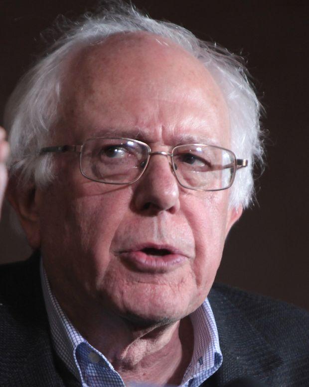 Sanders: 'The Democratic Brand Is Pretty Bad' Promo Image