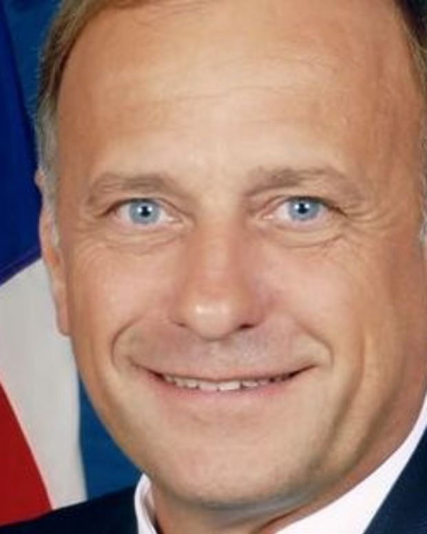 Republican Rep. King Claims He Has Colleagues' Support Promo Image