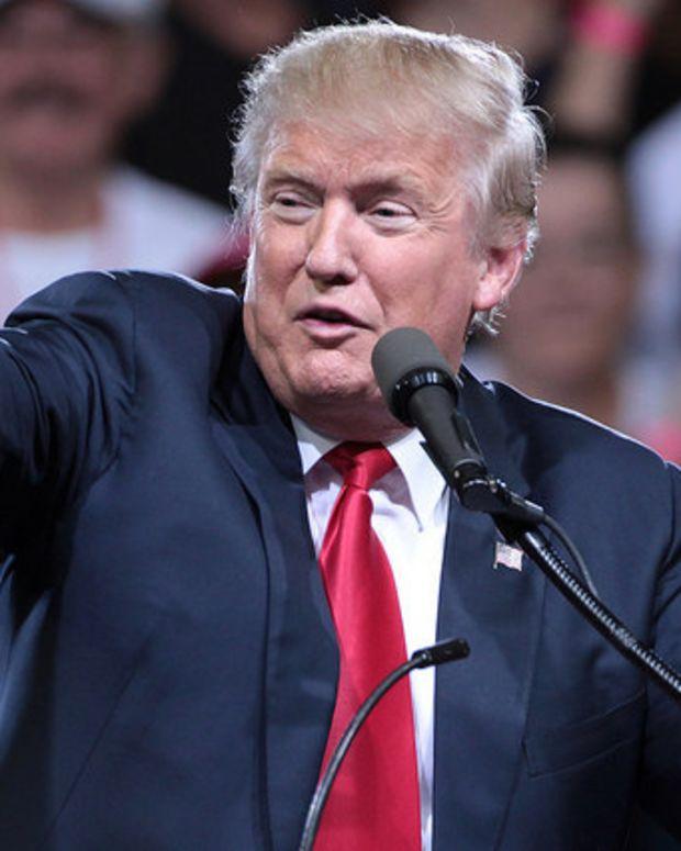 Trump Praises Australia's Universal Health Care System Promo Image