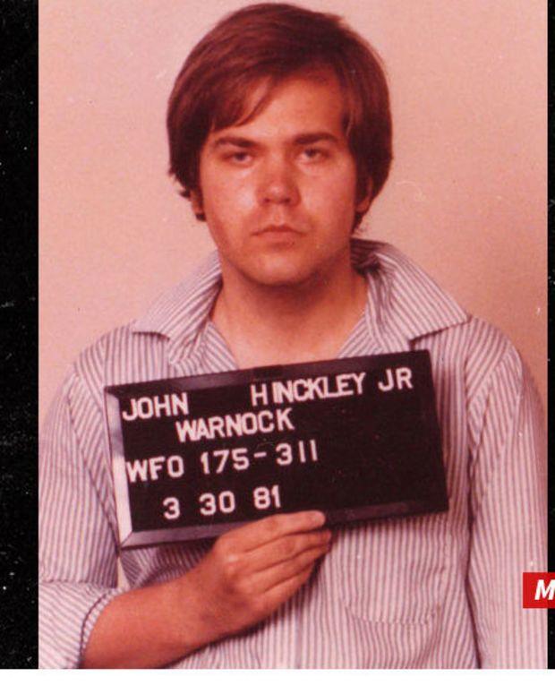 Man Who Shot Ronald Reagan To Be Set Free Promo Image