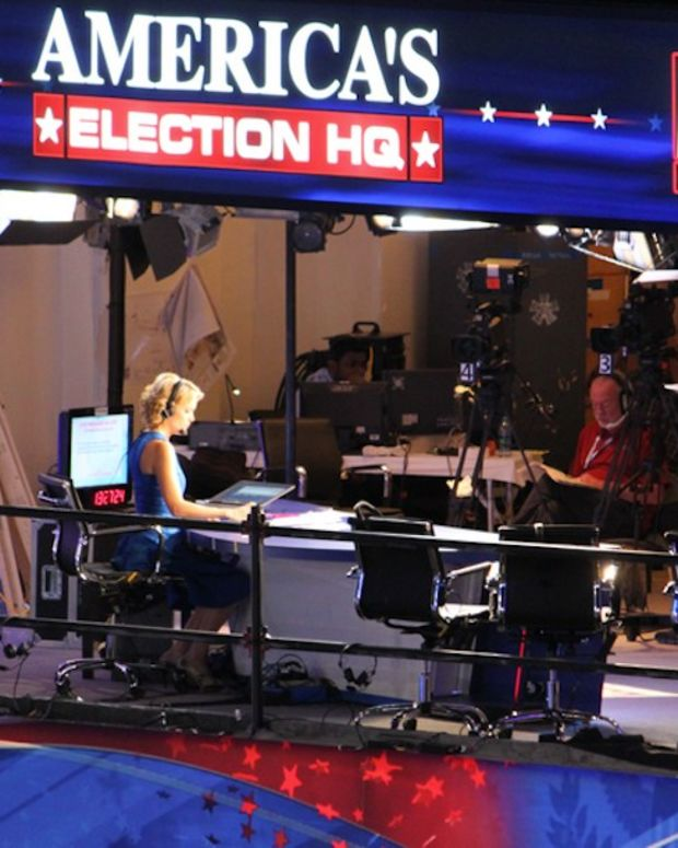 Poll: Most Fox News Viewers Say Media Is Enemy Of U.S. Promo Image