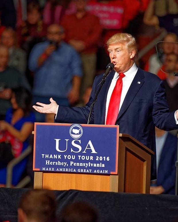 Trump Makes Surprising Confession Promo Image