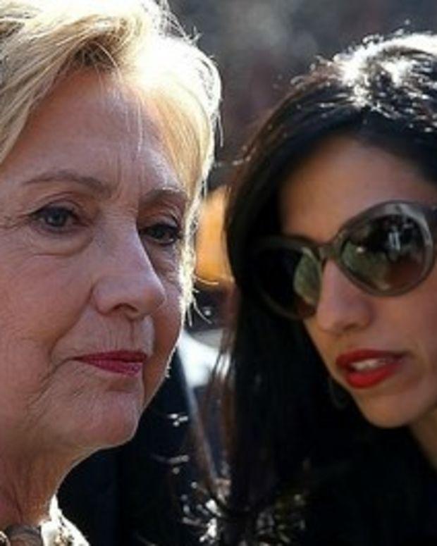 FBI Knew Of Huma Abedin Emails Weeks Ago Promo Image