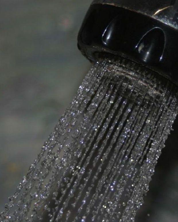 Son Dies After Dad Left Him In Steamy Bathroom Promo Image