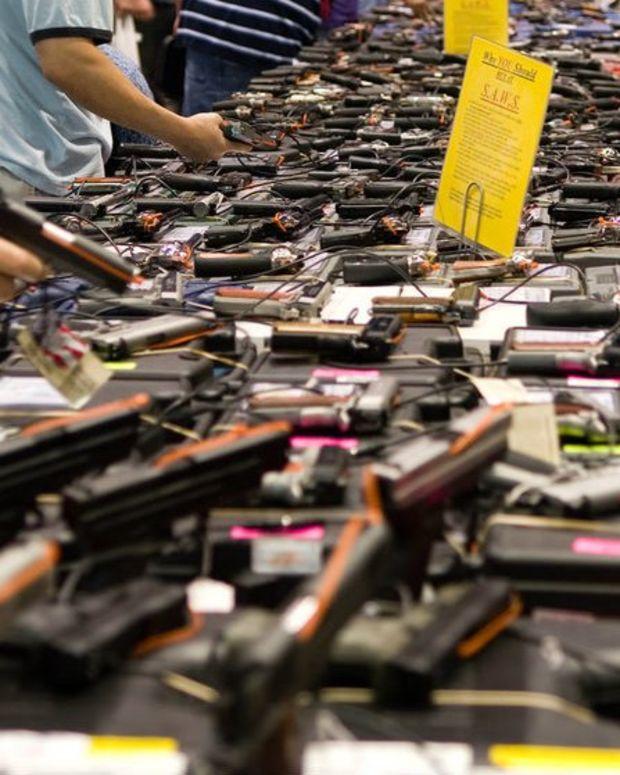 U.S. Virgin Islands Seizes Guns, Ammo Before Hurricane Promo Image