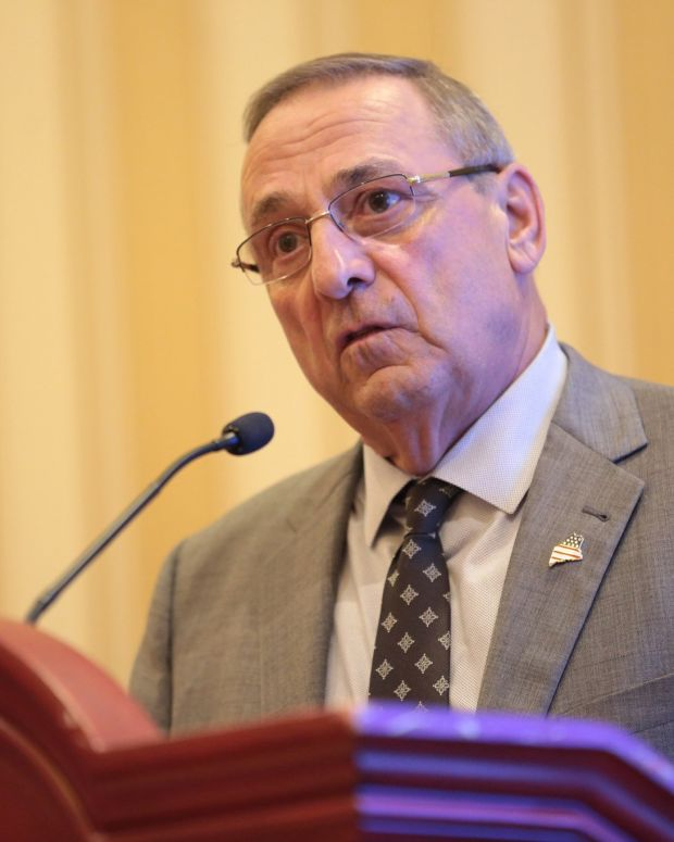 Maine Governor Rejects Vote To Expand Medicaid Promo Image
