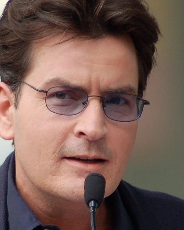 Charlie Sheen Accused Of Raping 13-Year-Old Corey Haim Promo Image