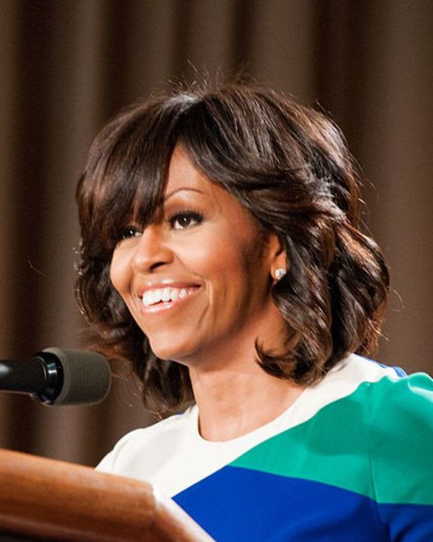 Alex Jones Pushes Michelle Obama Transgender Theory Promo Image