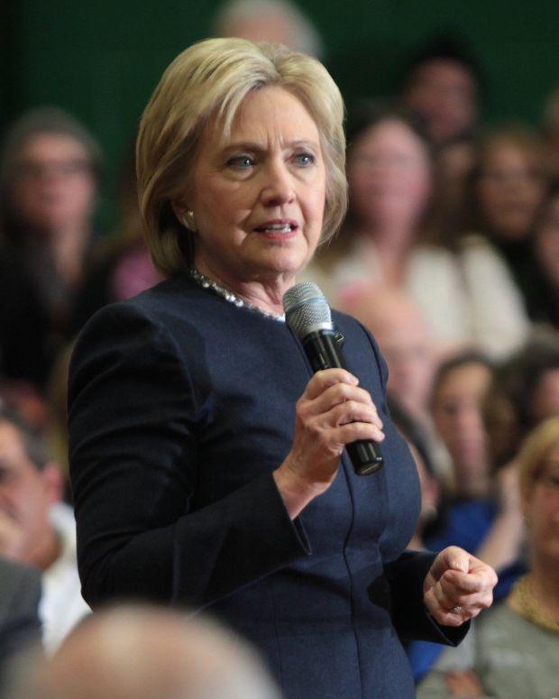 Anthony Bourdain Slams Hillary Clinton Promo Image