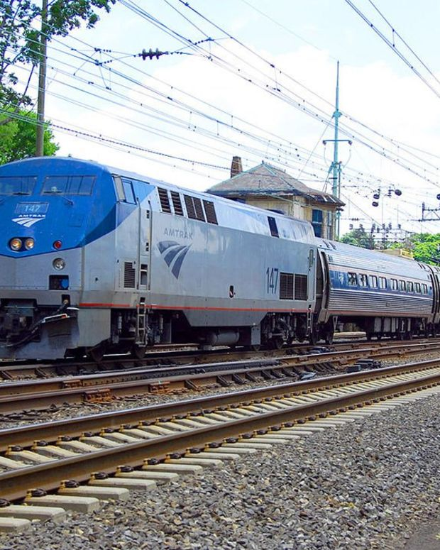 Amtrak Train Derailment: At Least 6 Dead Promo Image