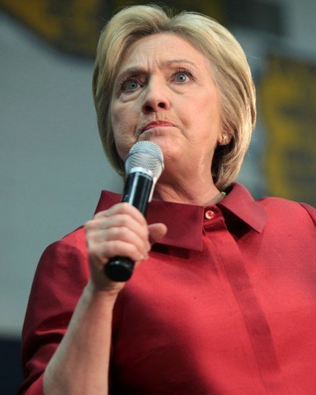 Clinton Calls For Syria Strike Hours Before Attack Promo Image