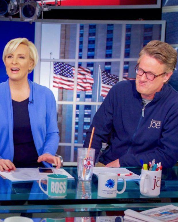 'Morning Joe' Host Calls Trump A 'Mouthbreather' Promo Image