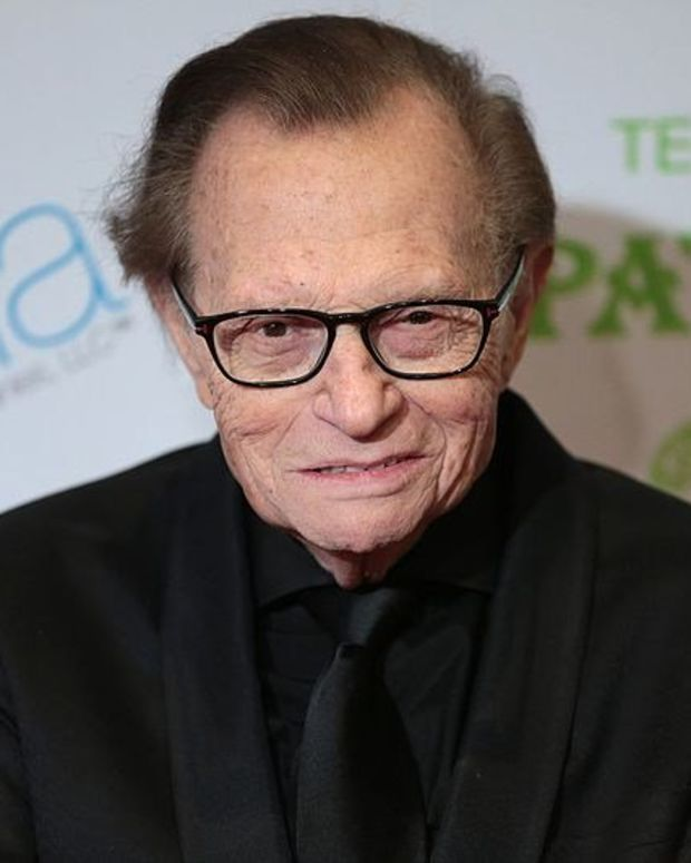 Larry King Saddened Over Friend Donald Trump Promo Image