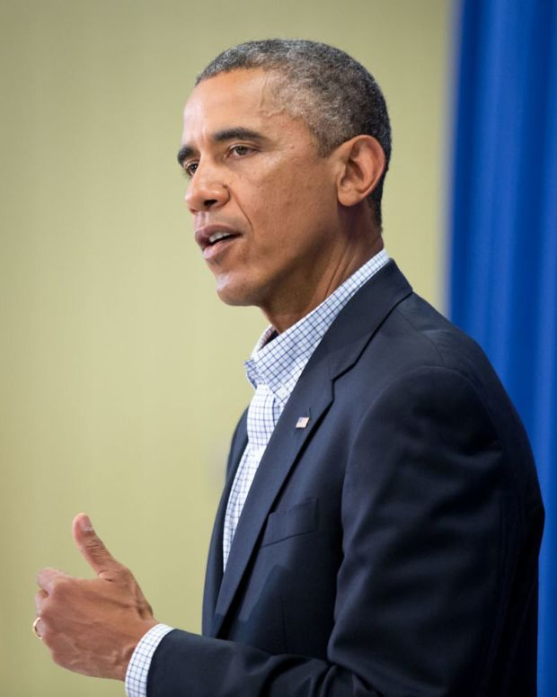 Obama To Become Most Expensive Ex-President Promo Image