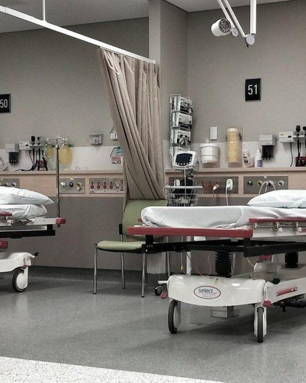 Hospital Denies Illegal Immigrant Liver Transplant Promo Image