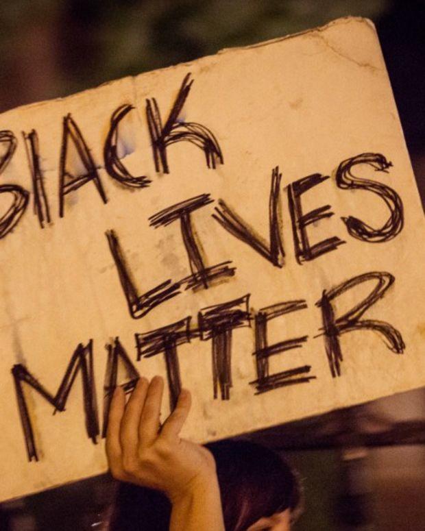 Black Lives Matter Leaders Sued Over Police Shooting Promo Image