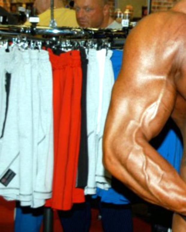 Bodybuilding Champ Dallas McCarver Dies At 26 (Photos) Promo Image