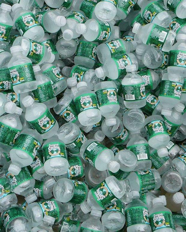 Nestle Faces Lawsuit For False Water Bottle Advertising Promo Image