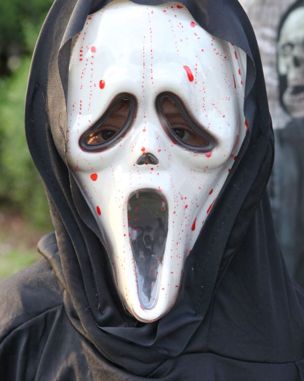 Boy Pepper-Sprayed While Greeting Trick-Or-Treaters Promo Image