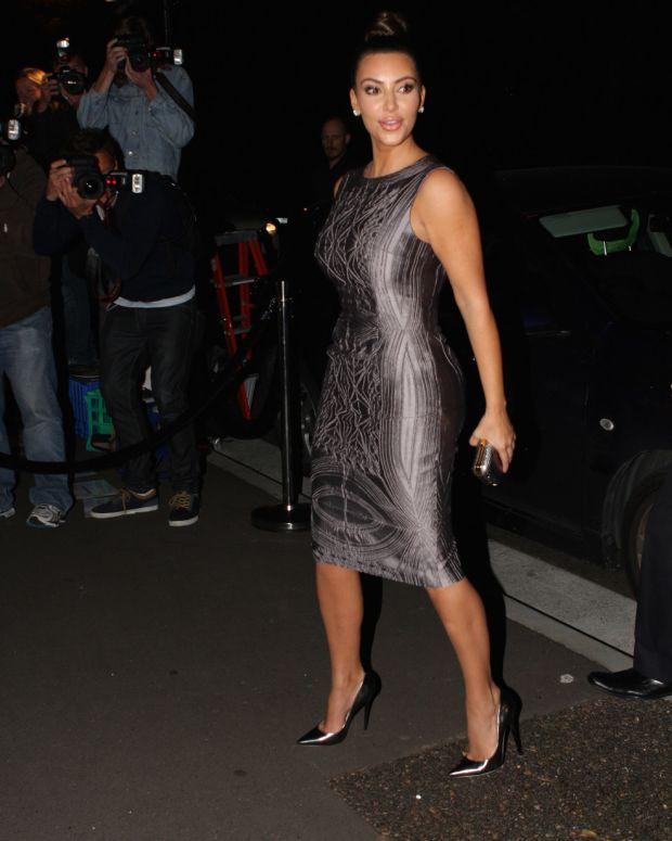Report: Kim Kardashian, Kanye West May Be Separating  Promo Image