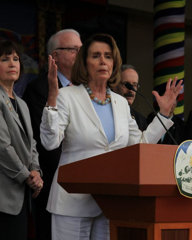 Top House Democrat: It's Time For Pelosi To Step Down Promo Image