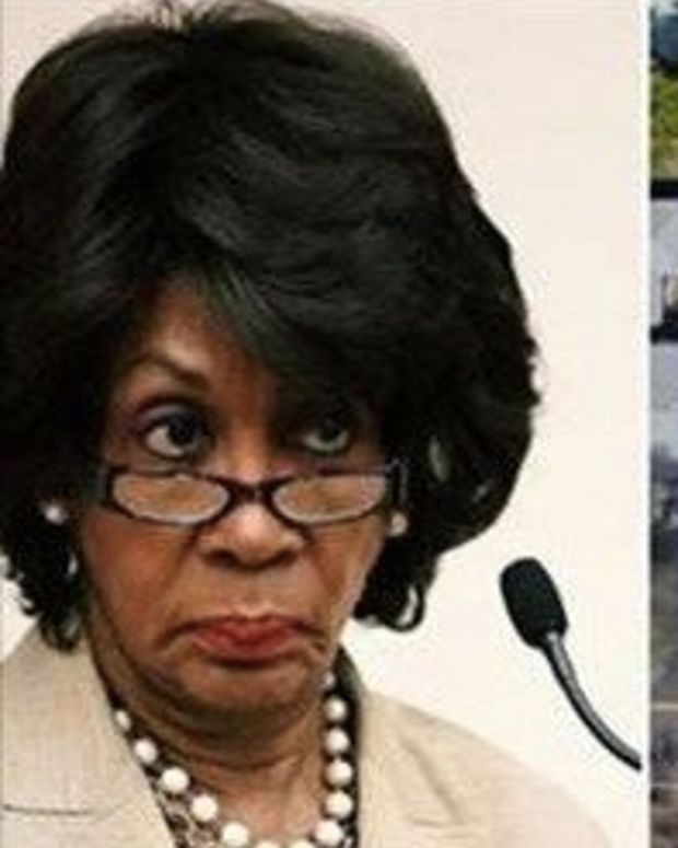 Trump-Hating Maxine Waters Gets Brutal Karma In Front Of Her LA Mansion Promo Image