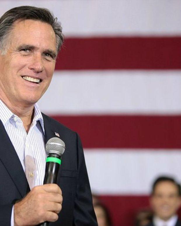 Mitt Romney Treated For Prostate Cancer Promo Image