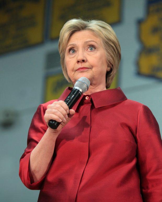 Poll: Clinton Less Popular Than Trump Promo Image
